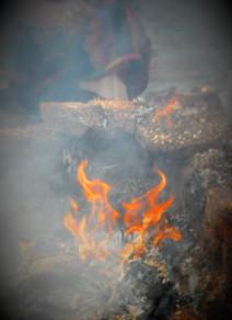 Pramila's fire